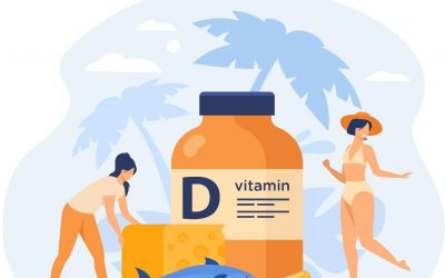 Health Benefits of Vitamin D3 and K2 as MK7